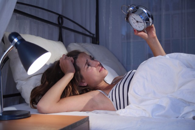 また今日も眠れない!寝付きが悪い「入眠障害」の5つの改善策