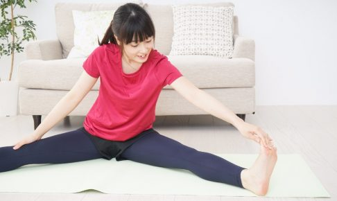 下半身太りしやすい体質にサヨナラする、梨状筋ストレッチ8選