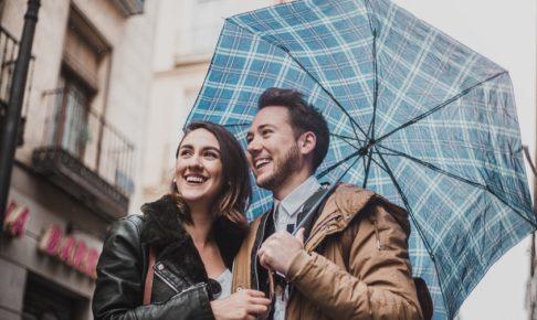 雨の日のデートを思いっきり楽しむ方法